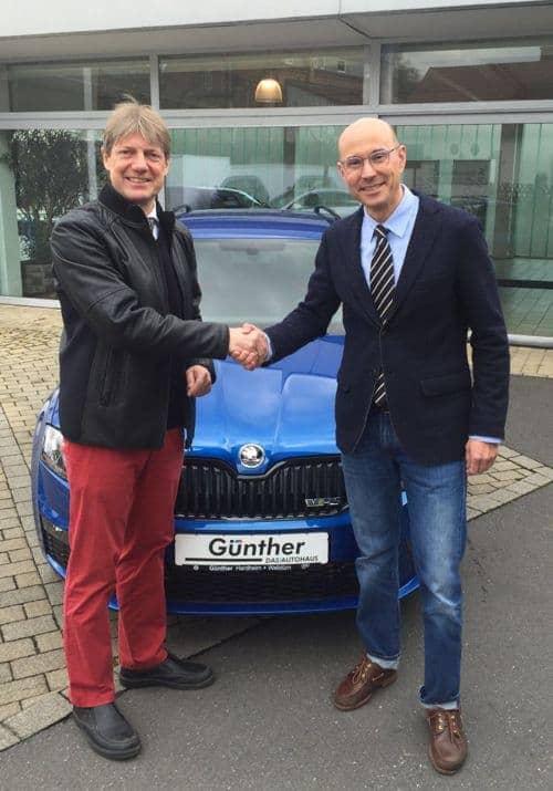 Günther Das Autohaus Audi škoda Und Volkswagen
